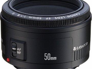 Rent: Canon EF Lens Kit