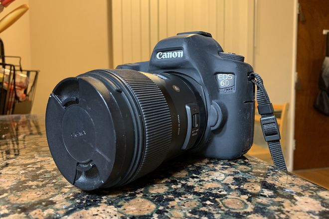 Canon EOS 6D + Sigma 35mm Package