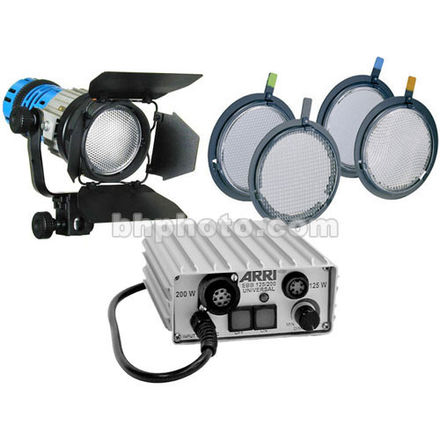 Arri 125W Pocket Par HMI Kit