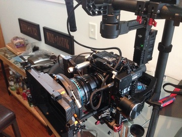 FULL RED Cam Package- Ronin, Lenses, Oconnor, DIT + SOUND!