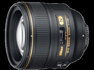 Rent: Nikon 85mm 1.4 AF Prime Lens + Gear + Sony Adapter - FF