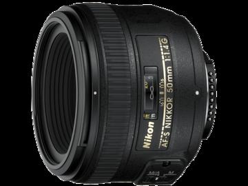 Rent: Nikon 50mm 1.4 AF Prime Lens + Gear + Sony Adapter - FF