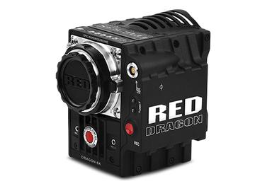 Rent: Red Epic Dragon - Nikon Mount - Basic Kit