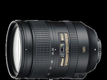 Rent: Nikon 28-300mm f/3.5-5.6G AF Lens + Gear + Sony Adapter - FF