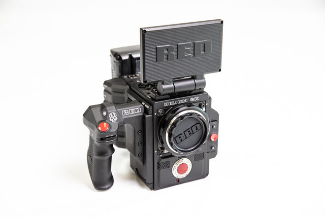 RED Epic-W Helium 8K S35 - READY TO SHOOT