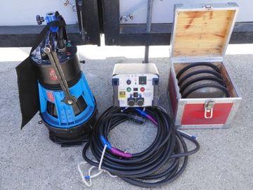 Rent: 1.2K HMI w/ Electronic Ballast (LTM + Power Gems)