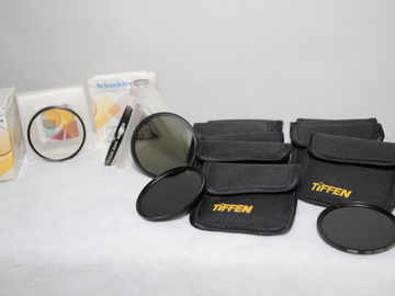 Rent: Tiffen ND Filters package