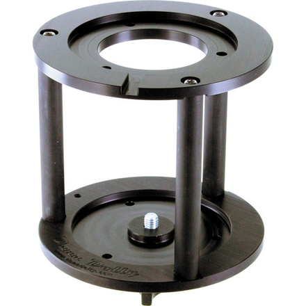 """Mitchell Riser Plate 6"""" + Ball Head Adapter"""
