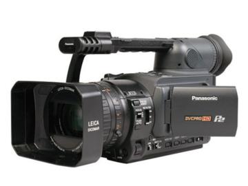 Rent: Panasonic AG-HVX200 3CCD P2 DVCPRO 1080i Camcorder