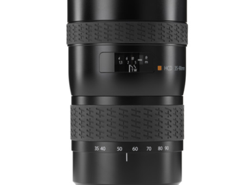 Rent: Hasselblad HCD 35-90