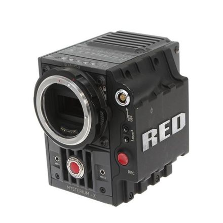 RED Scarlet-MX 4K
