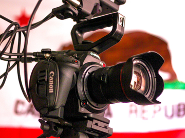 Rent: Canon C300 Package