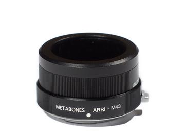 Rent: Arriflex Lens to Micro 4/3 Adpter