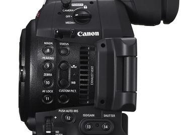 Canon EOS C100 Mark II - Body Only