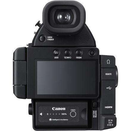 Canon EOS C100 Mark II w/ Tripod and 2 L Series Lenses