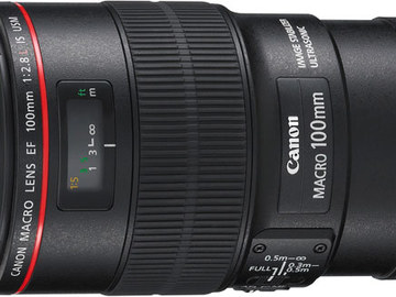 Rent: Canon L series 100mm macro F2.8 IS