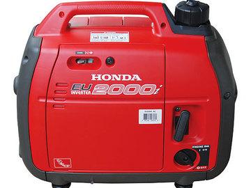 Rent: Honda eu 2000 i generator