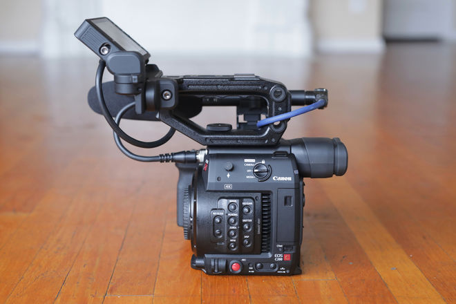 Canon EOS C200 standard package
