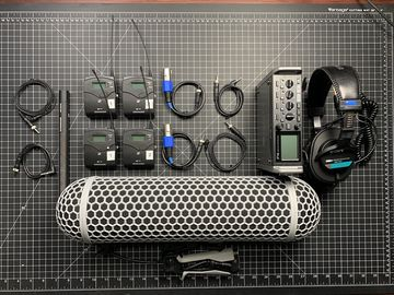 Sennheiser MKH416 + EW112 Complete Recording Package