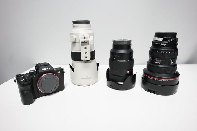 Ultimate Sony Photographers Package