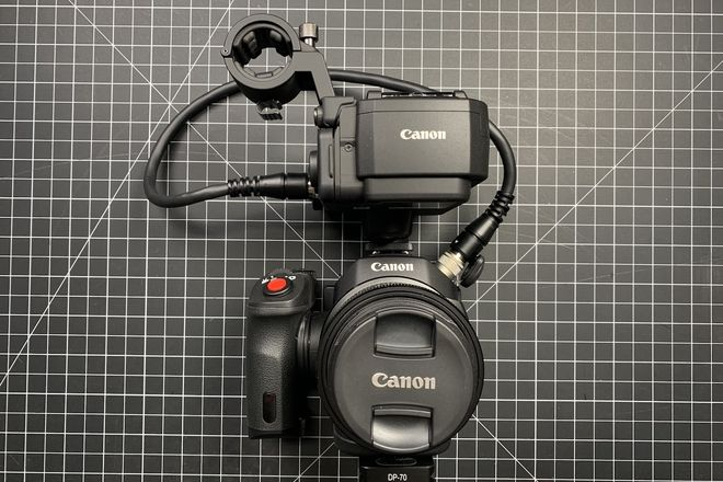 Canon XC15 W CFAST Media and Batteries