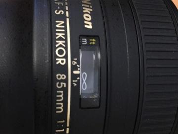 Rent: Nikon 85mm 1.8G