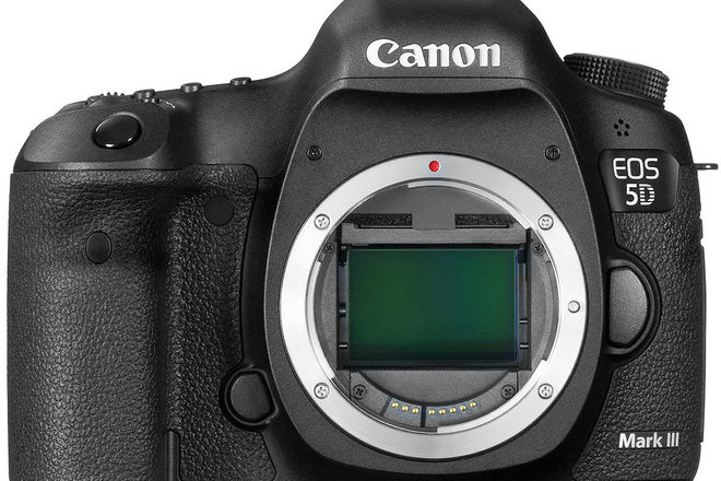 Canon 5D Mrkiii