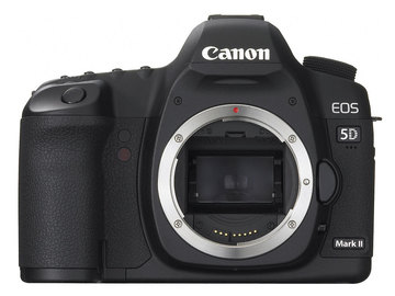 Rent: Canon 5D Mark II w/ 2 lenses and battery grip