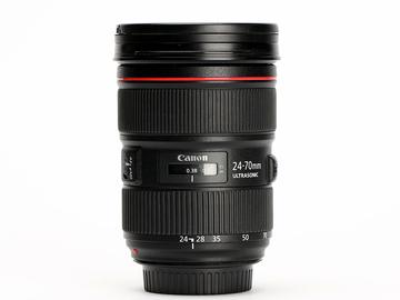 Rent: Canon 24-70mm F/2.8L Lens