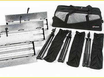 Rent: Aura 3-Point Lighting Kit