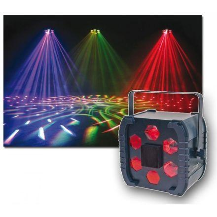 DJ / Atmosphere / Club Lighting Kit - Laser, LED, Hazer