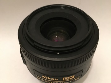 Rent: Nikkor 35mm 1.8G Prime