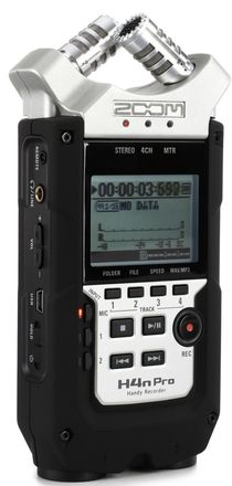Zoom Recorder H4n