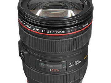 Canon 24-105mm 4.0 L IS