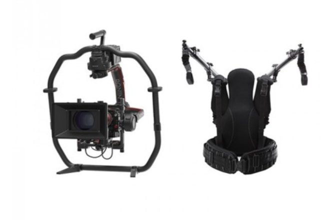 DJI Ronin 2 3-Axis Gimbal Stabilizer + Ready Rig