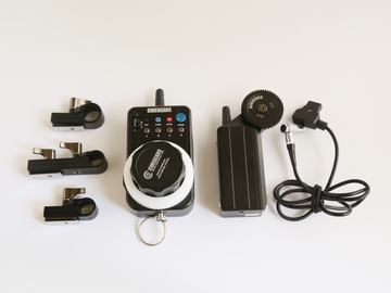 Rent: Cinegears wireless follow focus system
