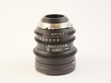 Duclos Tokina 11-16mm  T/3