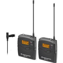 Sennheiser G3 Wireless Lav System