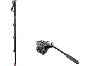 Rent: Fluid Monopod: Manfrotto 561BHDV-1