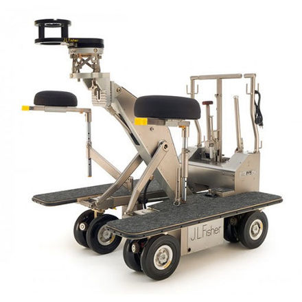 Fisher 11 Dolly Package