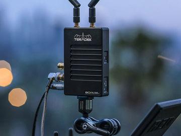 Rent: Teradek Bolt 500 XT 3G-SDI/HDMI Transceiver 1:1 complete kit