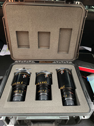 Atlas Lens Co. Orion Anamorphic 40, 65, 100 T/2
