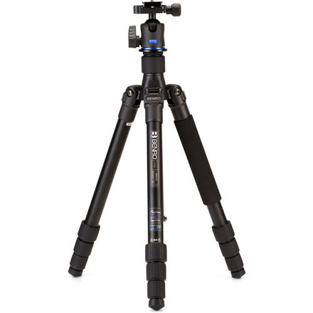 Benro Aluminum Tripod w/ Ball Head (17.6lb weight capacity)