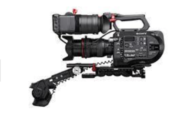 Sony FS7 4K Camera Complete Package w/Shoulder Mount 2 Avail