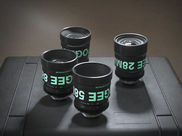 Rent: Richard Gale Optics Apogee Lens Kit - 28mm, 38mm, 58m