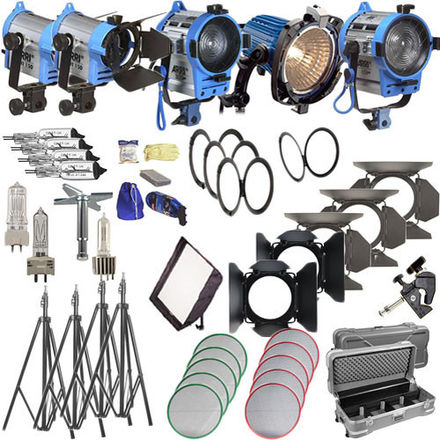 ARRI Tungsten Light Kit
