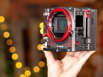 Rent: Kinefinity MAVO LF 6k Full Frame Cinema Camera