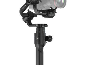 DJI Ronin-S w/ Ikan dual handles & SmallRig monitor mount