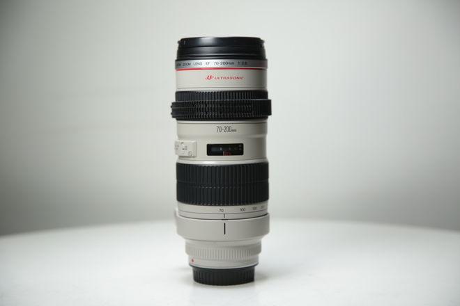 Canon EF 70-200mm f/2.8 L Series Lens