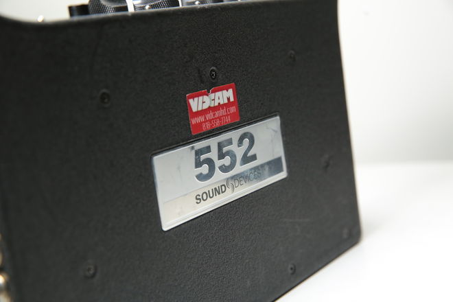 Sound Devices 552 Mixer